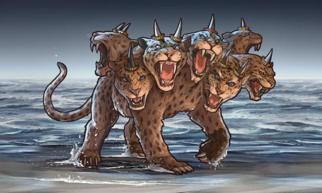 La Bête à Sept Têtes de l'Apocalypse