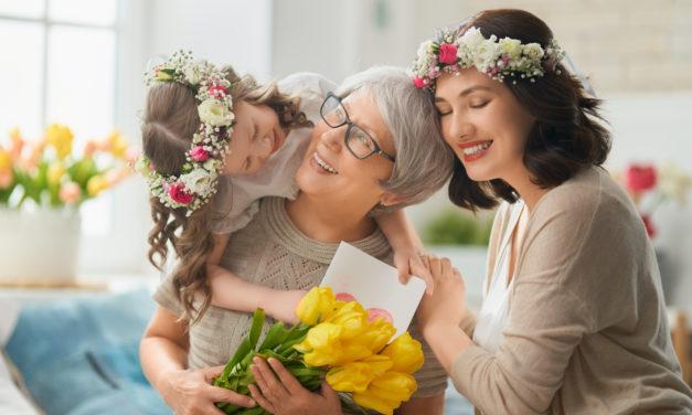 34 Versets Bibliques pour les mamans
