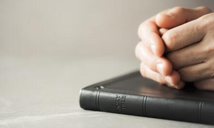 Croissance Spirituelle – Prières, Louanges & Réclamer les Promesses de Dieu