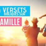 27 Versets Bibliques sur la Famille