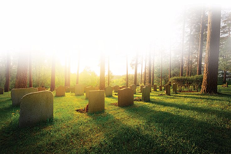 Les morts sont-ils vraiment morts?